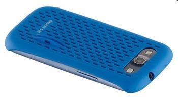 SAMGSVCBL Samsung Original Zadní Kryt Modrý pro (i9300/S3 i9301 Neo) (EU Blister)