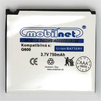 Samsung batéria G600 Li-ion 750mAh