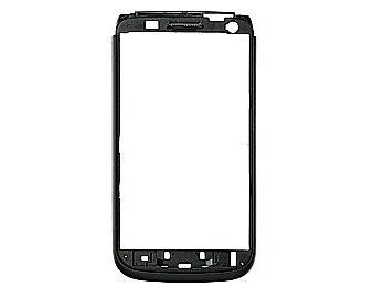 Samsung i8150 Black Přední Kryt