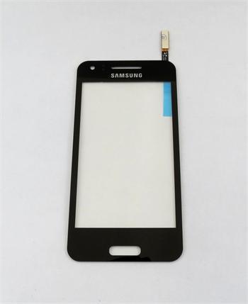 Samsung i8530 Beam Sklíčko + Dotyková deska Black