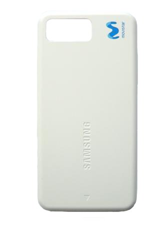 Samsung i900 White Kryt Baterie MoviStar