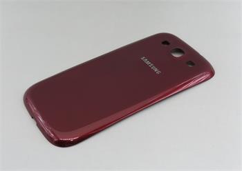 Samsung i9300 Garnet Red Kryt Baterie