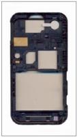 Samsung S5230 Black střední díl