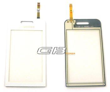 SAMSUNG S5230 Sklíčko plus dotyková doska white