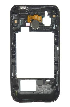 Samsung S5250 Black Střední Díl