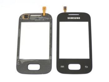 Samsung S5300 Galaxy Pocket Dotyková Deska Black