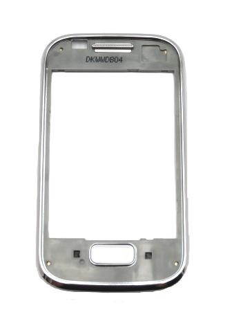 Samsung S5300 Galaxy Pocket Přední Kryt White