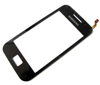 Samsung S5830i Onyx Black sklíčko plus dotyková deska