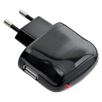 Sieťová nabíjačka 1A, 230V s USB Portom