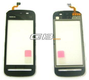 Sklíčko + dotyková plocha Nokia 5230 black