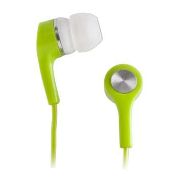 Slúchatka HF MP3 / MP4, 3,5mm jack zelené