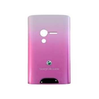 SONY ERICSSON KRYTY X10 mini kryt na batériu Pink