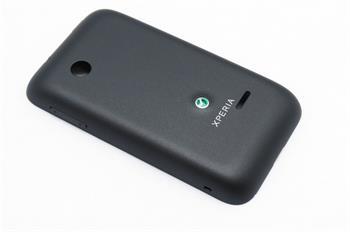Sony ST21i Xperia Tipo Kryt Baterie Black