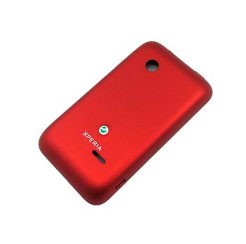 Sony ST21i Xperia Tipo Kryt Baterie Red