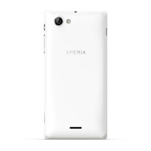 Sony ST26i Xperia J Kryt Baterie White