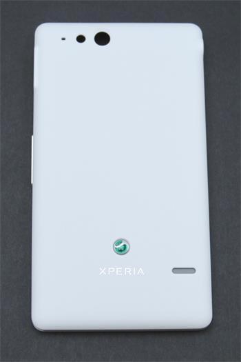 Sony ST27i Xperia GO Kryt Baterie White