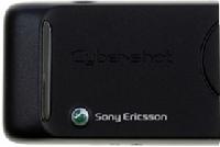 SonyEricsson K550i kryt Black, baterie