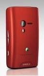SonyEricsson X10mini Red kryt baterie