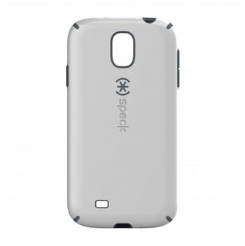 Speck Candyshell White Grey Pouzdro pro Samsung i9505 Galaxy S4 (EU Blister)