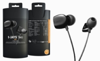 t-JAYS Two stereo headset Black (EU Blister)