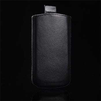 Vsuvka Pravá Koža Future Sony Xperia J ST26i Čierna